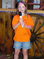 karaoké enfant