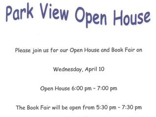 Park View Open House - 4/10/19