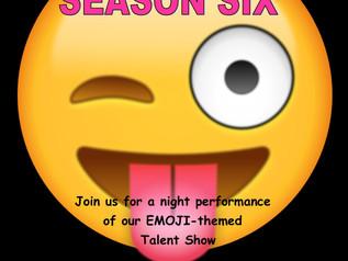 Talent Show - Thursday, 4/26 @ 6 p.m.
