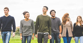 AdobeStock_78635644_Young adults outside