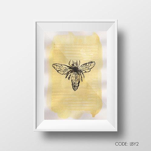 Medium & Large Bees