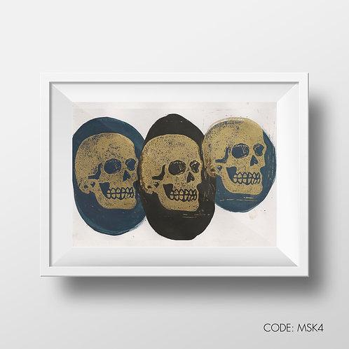 Medium & Large Skull
