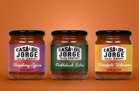 Casa De Jorge Salsa Company
