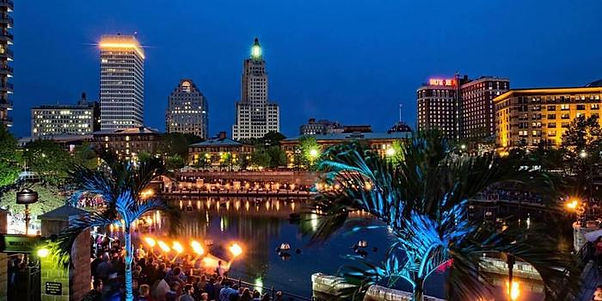 Skyline-at-Waterplace-Wedding-Providence