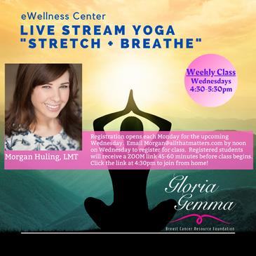 Yoga with Morgan