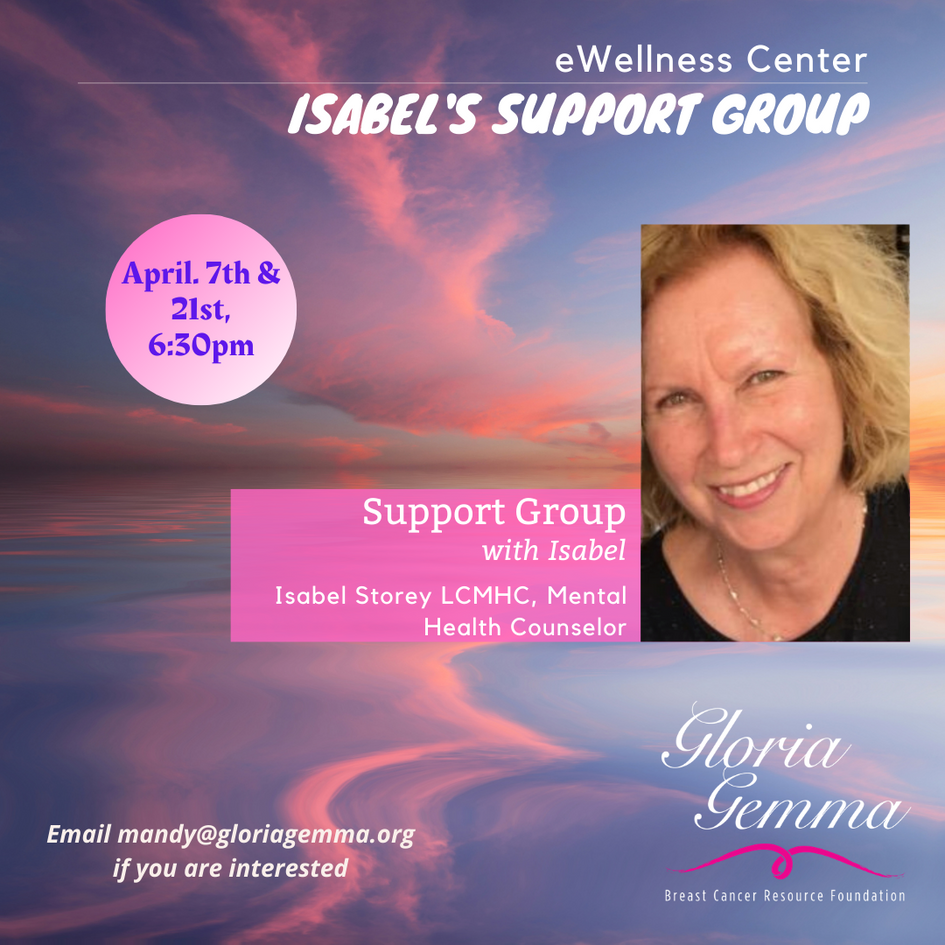 Isabel's Support Group