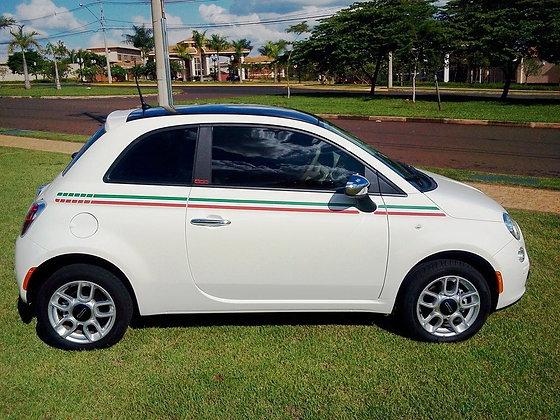 FAIXA FIAT 500 ITALIA
