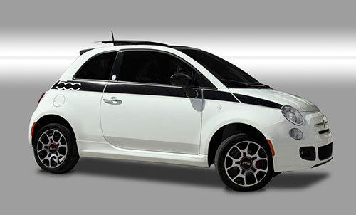FAIXA FIAT 500 LATERAIS