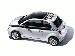 TETO QUADRICULADO FIAT 500 F1