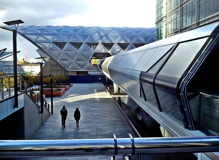 Magna Welding, Canary Wharf Cross rail