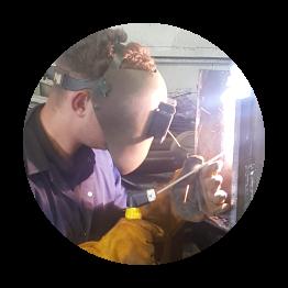 Fabrication Magna Welding