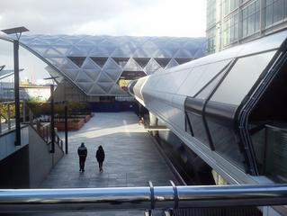 Canary Wharf - Crossrail