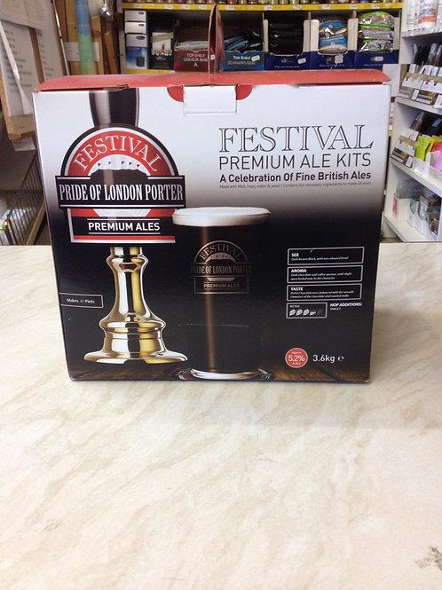 Festival Pride of London Porter