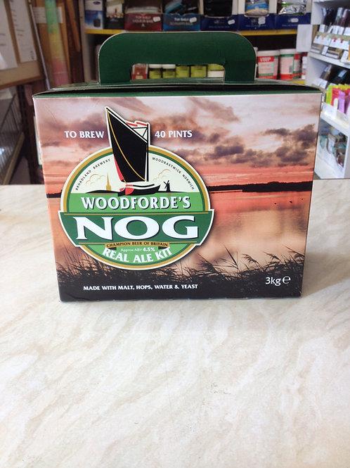 Woodforde's Nog 'Porter Style'