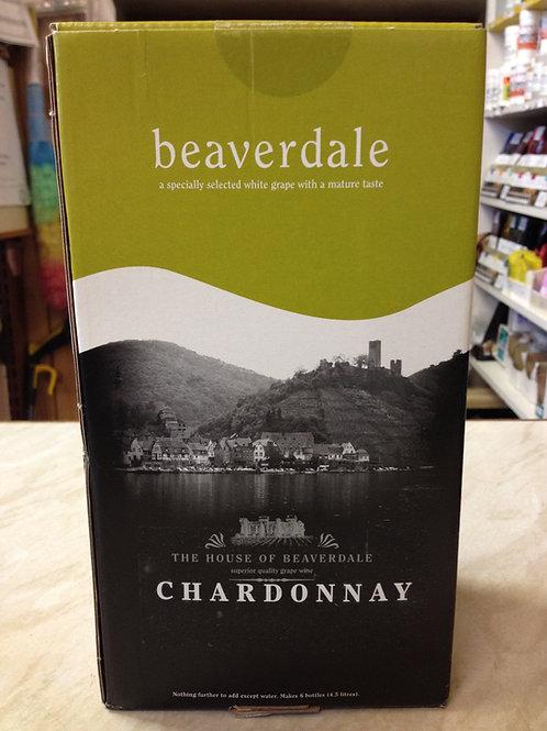 Beaverdale Chardonnay 6 Bottle Kit
