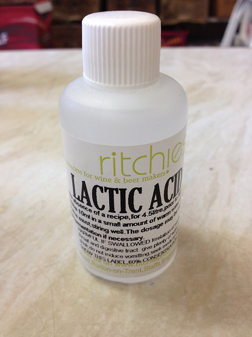 Lactic Acid 57ml.