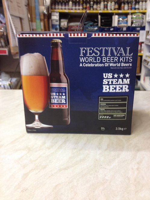 Festival US Steam Beer