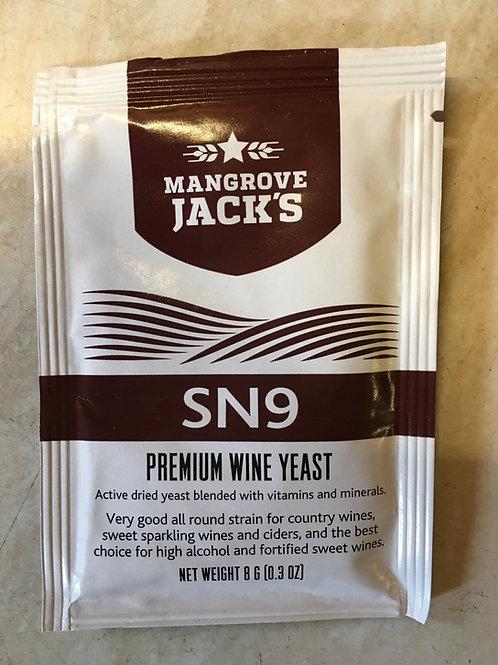 Mangrove Jacks SN9 Premium Wine Yeast