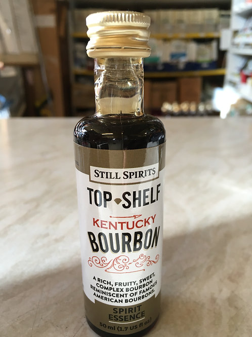 Still Spirits Top Shelf Kentucky Bourbon