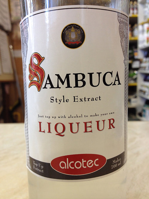 Alcotec Top Up Sambuca