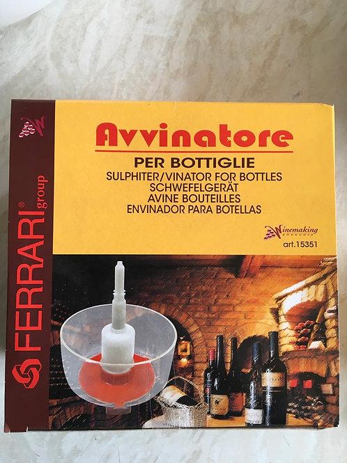 Bottle Rinser