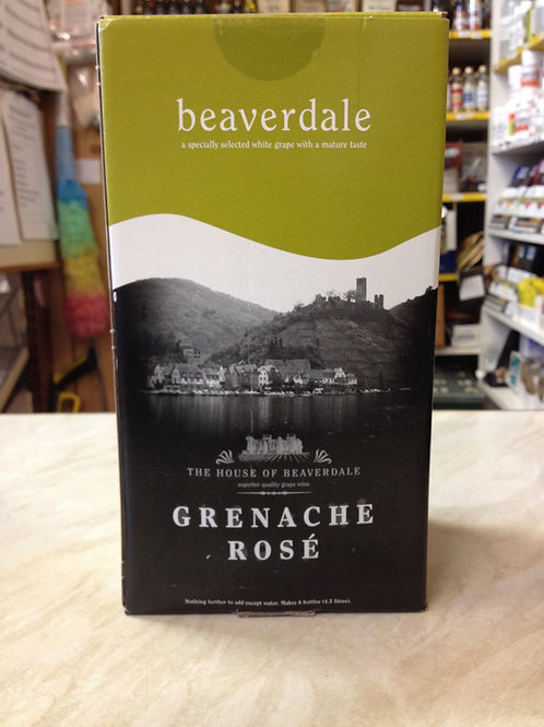 Beaverdale Grenache Rose 6 Bottle Kit