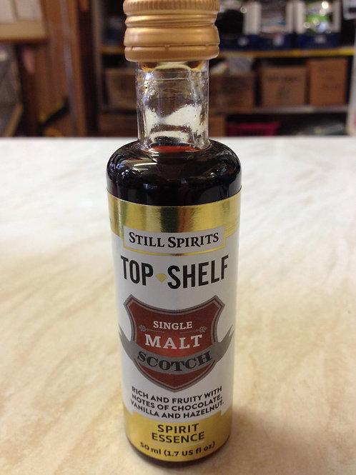 Still Spirits Top Shelf Single Malt Whiskey