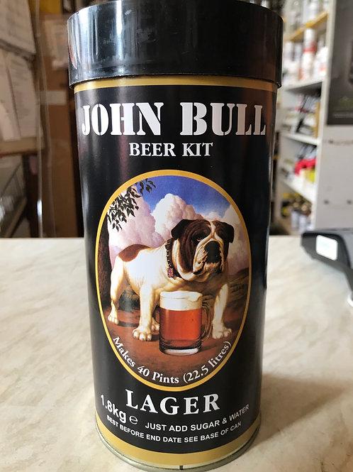 John Bull Lager