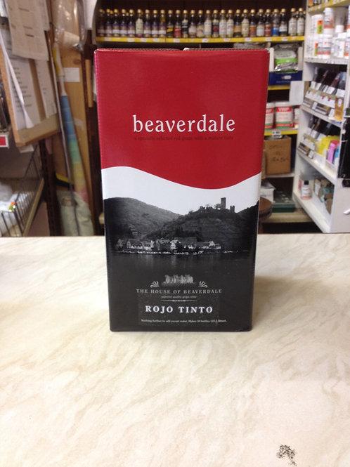 Beaverdale Rojo Tinto 30 bottle kit (6 litres)