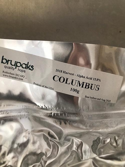 Columbus Hops 100g