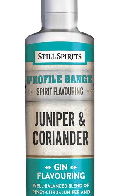 Still Spirits Profile Range - Juniper & Coriander