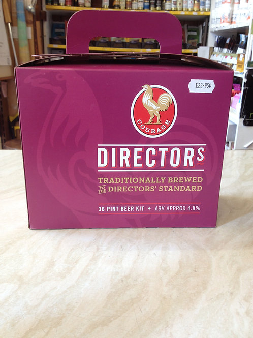 Courage Directors 3Kg 36 pints