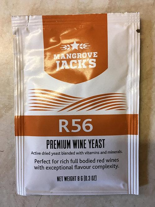 Mangroves Jack's Wine Yeast - R56 8g