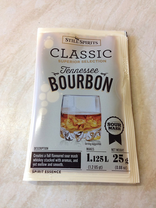 Classic Tennessee Bourbon (Makes 2.25L)