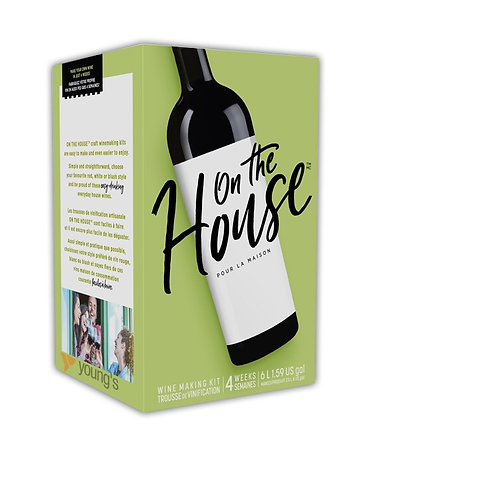 Pinot Noir 30 bottle kit