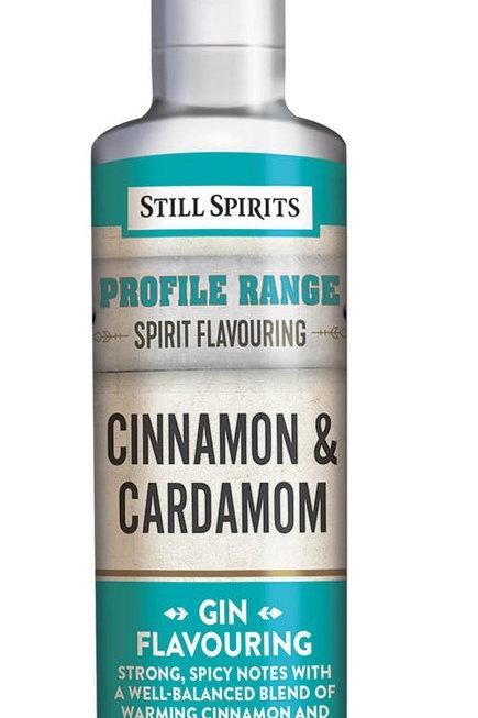 Still Spirits Profile Range - Cinnamon & Cardamom