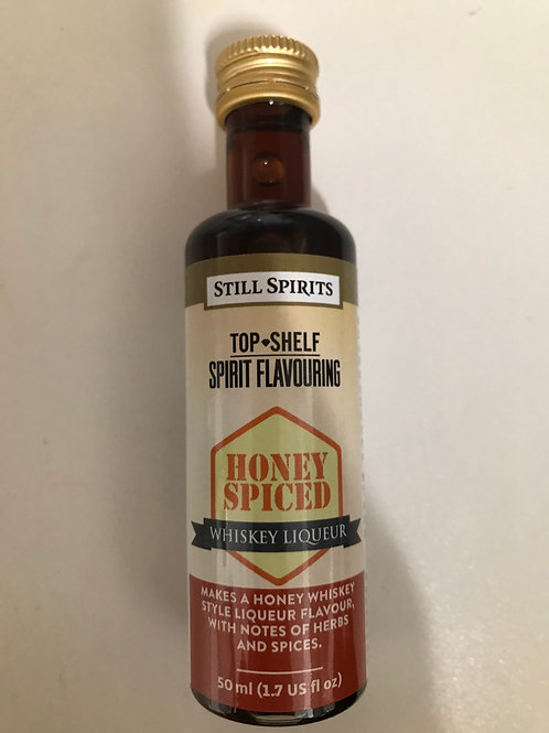 Still Spirits Top Shelf Honey Spiced