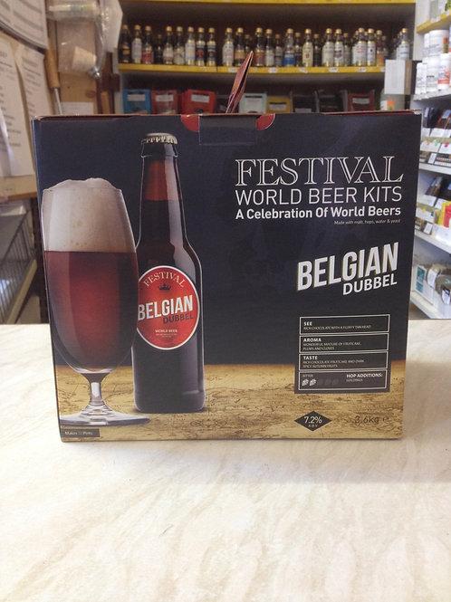 Belgian Dubbel 3.6Kg
