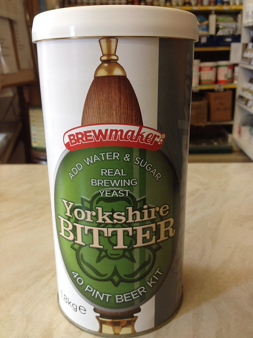 Brewmaker Yorkshire Bitter 1.8Kg