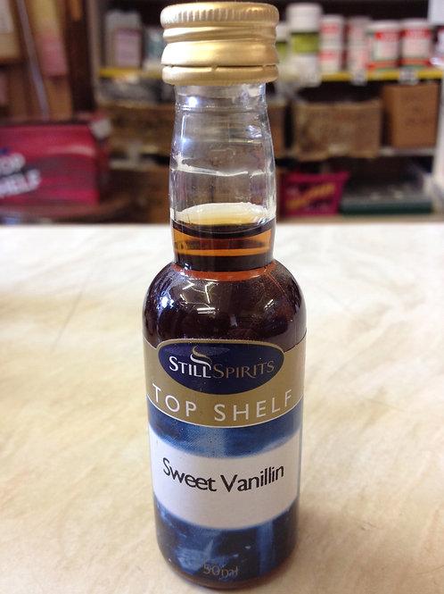 Top Shelf Sweet Vanillin