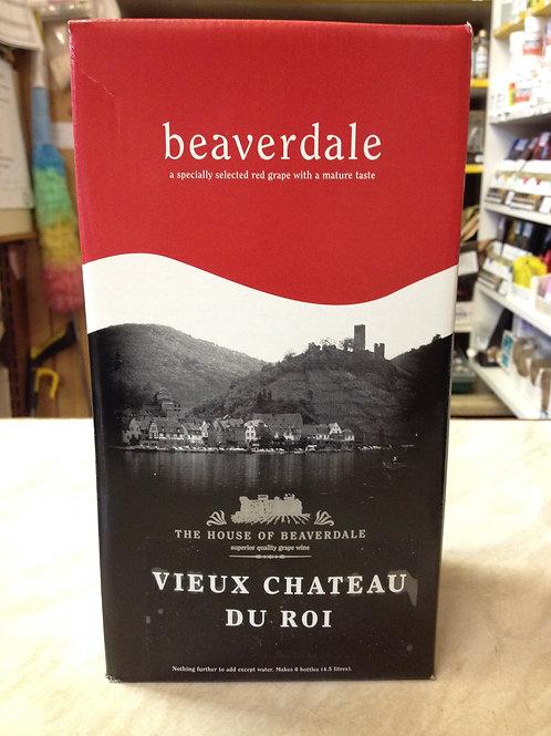 Beaverdale Vieux Chateau Du Roi 6 Bottle Kit