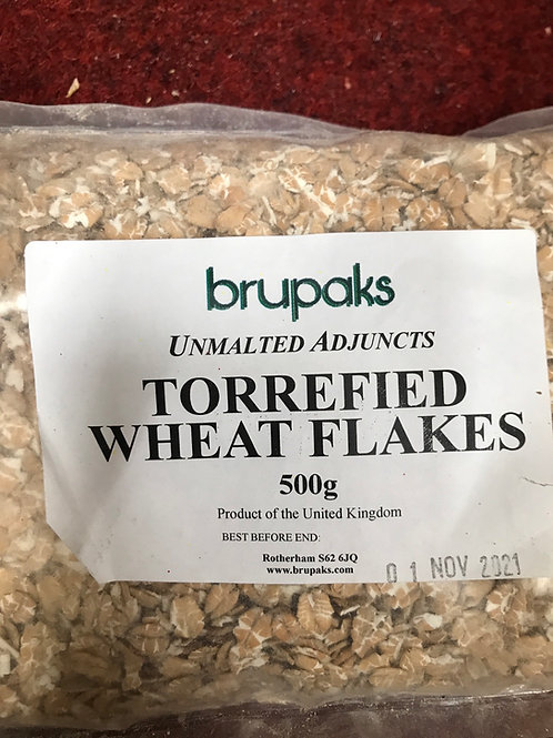 Torrefied Wheat Flakes 500g