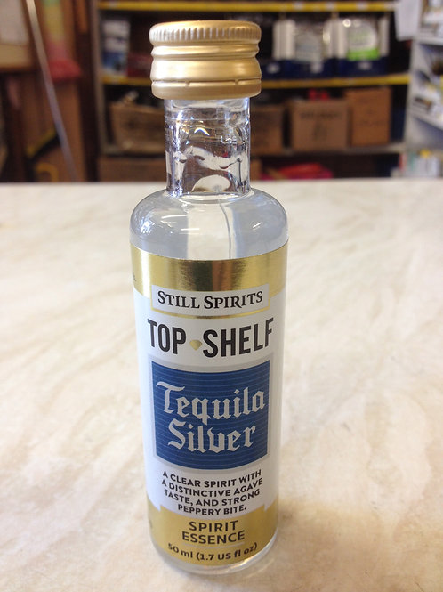 Still Spirits Top Shelf Silver Tequila