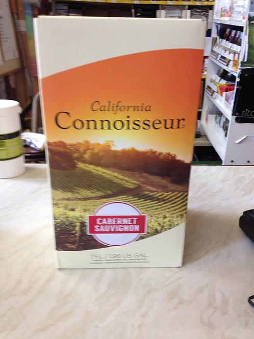 California Connoisseur Cabernet Sauvignon 30 bottles FREE POSTAGE