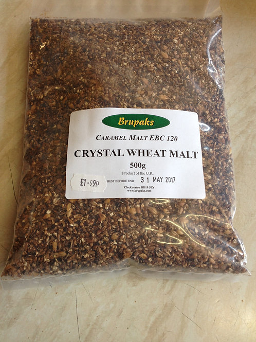 Crystal Wheat Malt 500grm