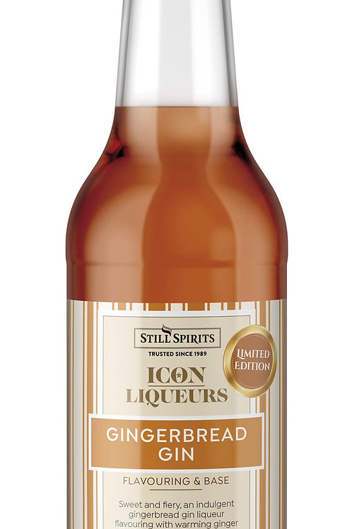 SS Ginger Bread Gin Icon Liqueur Kit (Limited Edition)