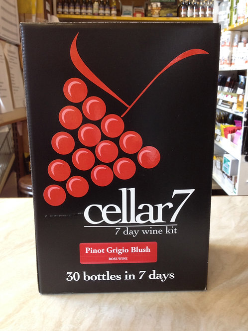 Cellar 7 Pinot Grigio Blush