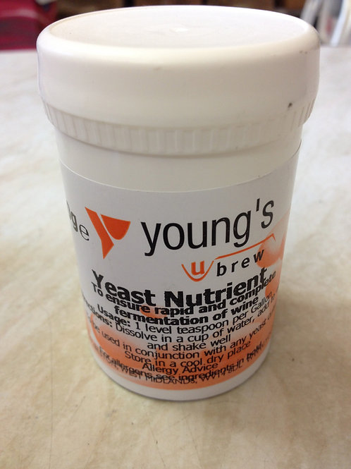 Young's Yeast Nutrient 100grm
