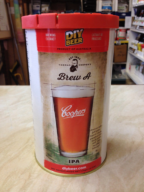 Coopers Brew A IPA 1.7kg