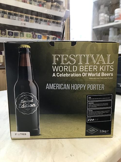 Festival American Hoppy Porter - Limited Edition